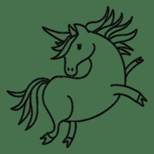 Cute Unicorn Animal Fantasy