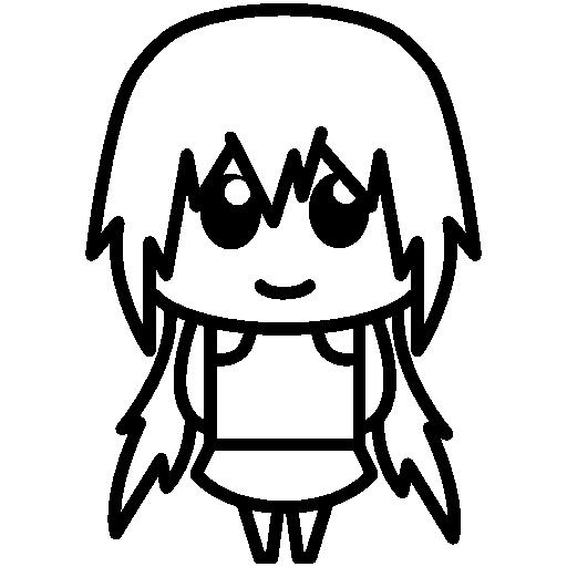 Japan, Comic, Animation, People, Japanese, Boy, Manga Icon