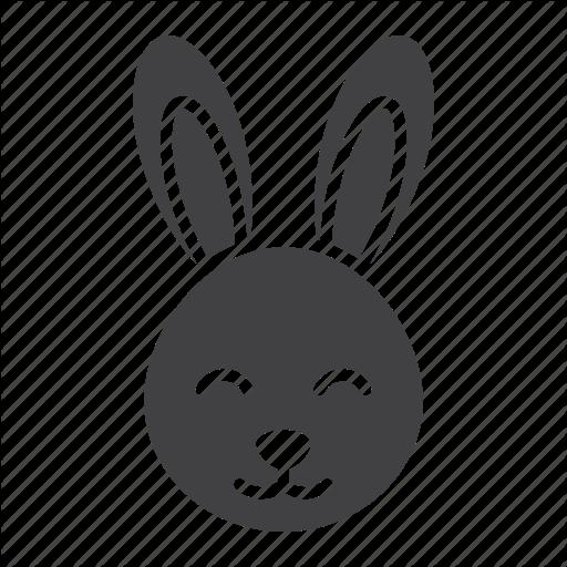 Animal, Bunny, Cute, Easter, Happy, Holiday, Rabbit Icon