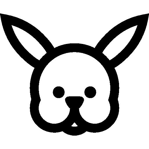 Rabbit, Animal, Nature, Cute Icon