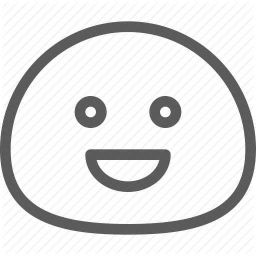 Chat, Cute, Emoji, Emoticons, Face, Smiling Icon