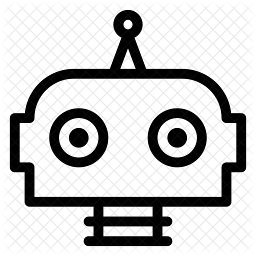 Transparent Robot Cute Huge Freebie! Download For Powerpoint