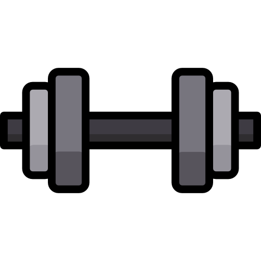 Dumbbell Free Vector Icons Designed