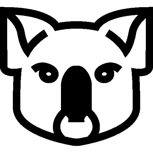 Panda Face Icons Free Download