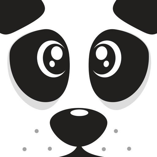 Cute Panda Block Jumper