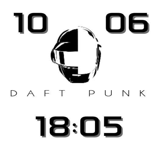 Daft Punk For G Watch