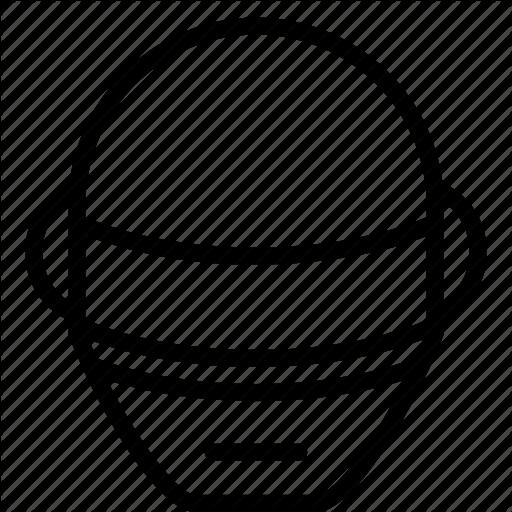 Bot, Daft, Droid, Music, Punk, Space Icon