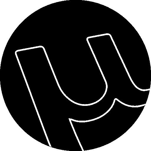 Torrent, Brand, Software, Utorrent, Miu Icon