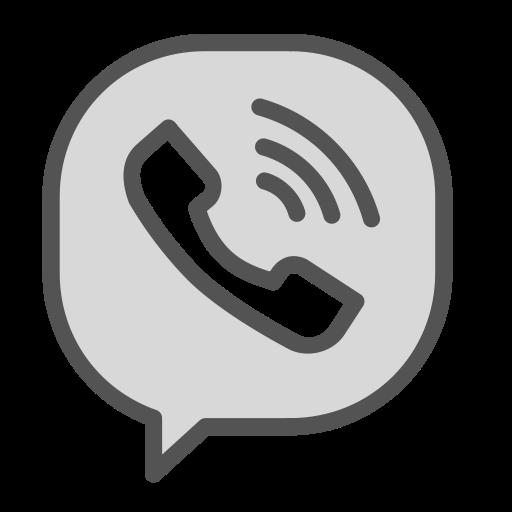 Bubble, Viber, Brand, Phone Icon