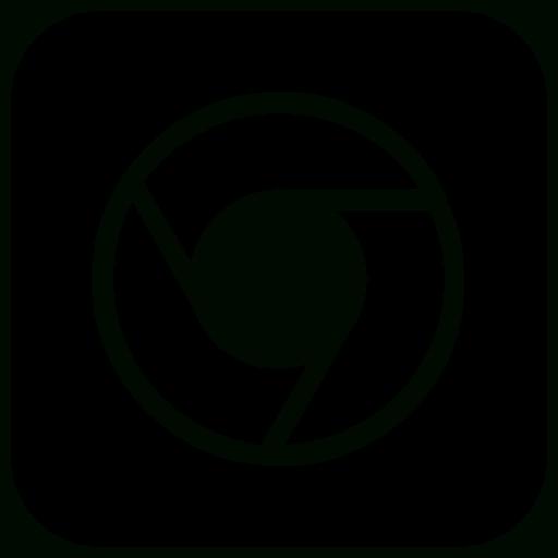 Google Chrome Logo Black Website Templates