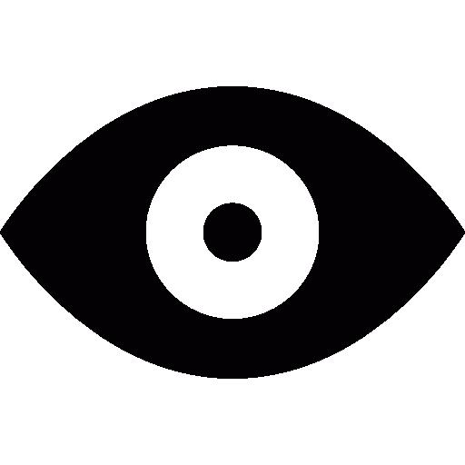 Watch Dark Eye Icons Free Download