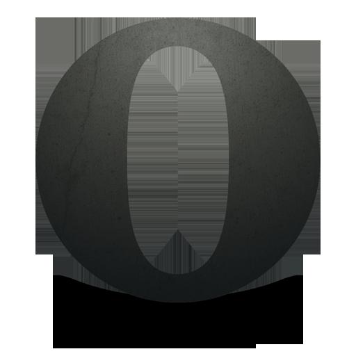 Dark Opera Icon Download Free Icons