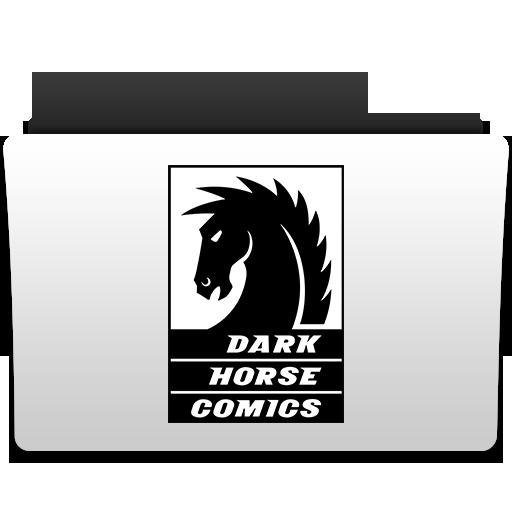 Dark, Horse Icon