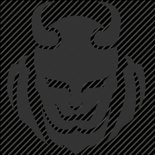 Dark, Demon, Devil, Evil, Halloween, Satan, Spooky Icon