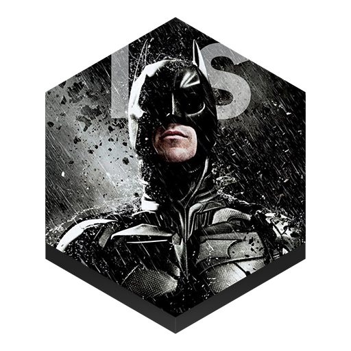 Dark, Knight Icon