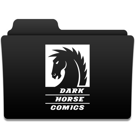Dark Horse Icon Comic Publisher Folder Iconset Dominicanjoker