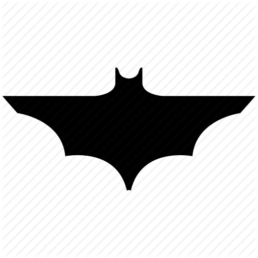 Bat, Batman, Dark, Knight, Man, Profile, Superhero Icon
