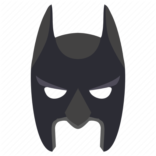 Batman, Dark, Face, Hero, Knight, Mask Icon