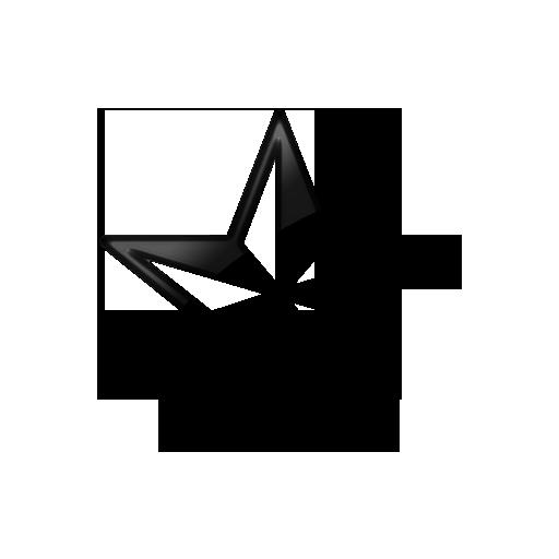 Dark Star Icon