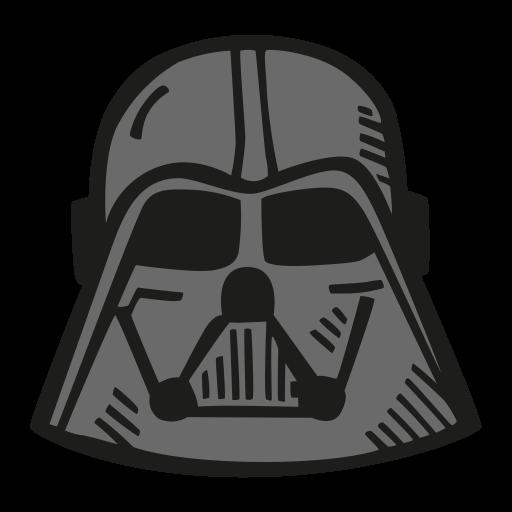 Darth Vader Icon Free Space Iconset Good Stuff No Nonsense