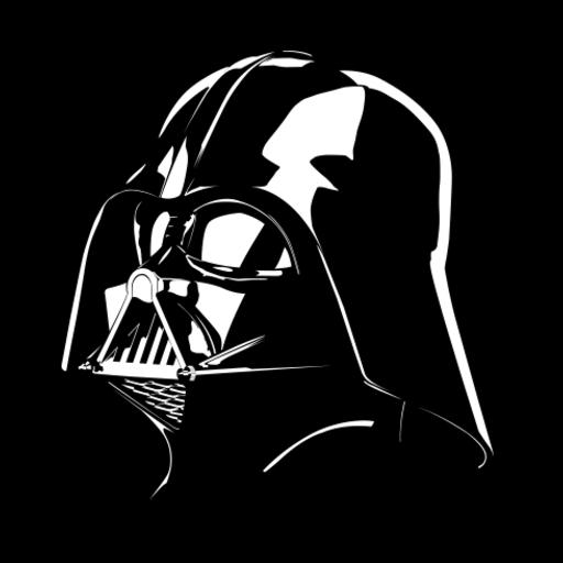 Darth Vader Vector Icon Download