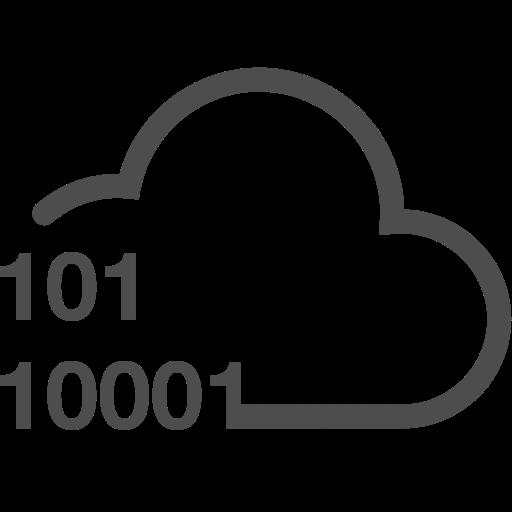 Data Cloud Icon
