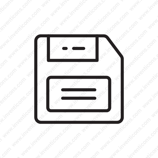 Download Disk,floppy,system,floppy,data Icon Inventicons