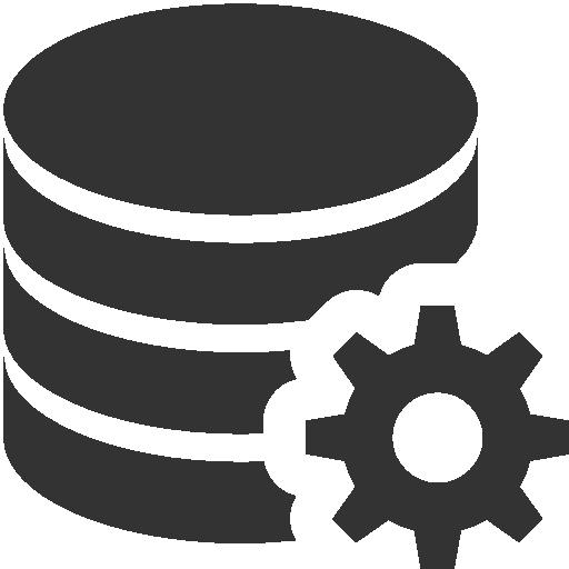 Configuration, Data Icon