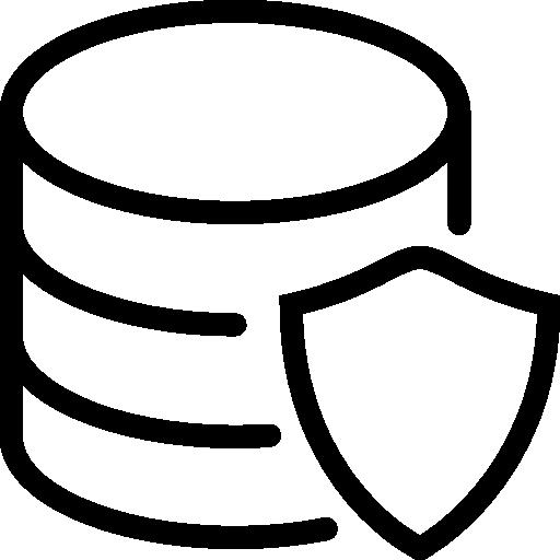 Data Database Protection Icon Ios Iconset