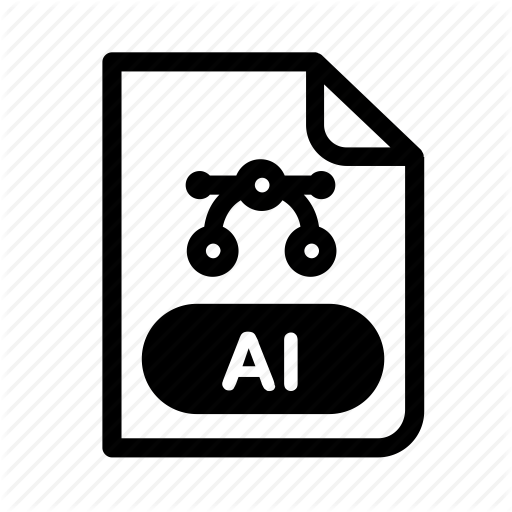 , Data, Design, Document, File, Format, Vector Icon