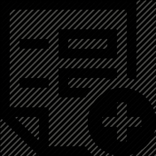 Data Input Icon