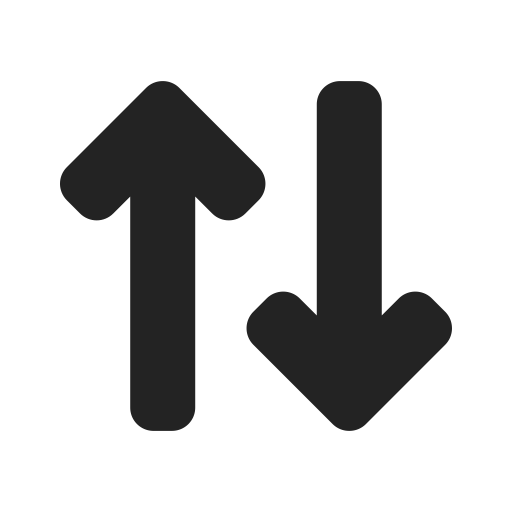 Output, Data Transfer, Arrow, Input, Transfer, Arrows Icon