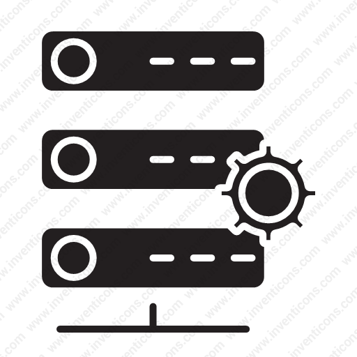 Download Data Management Icon Inventicons