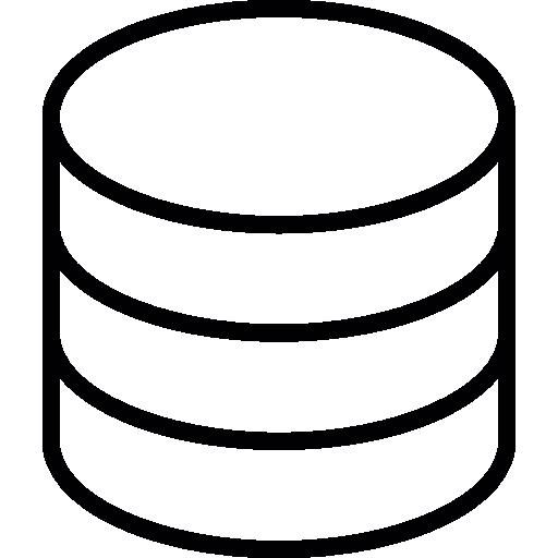 Blank Database Symbol