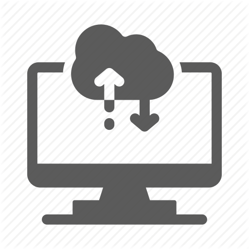 Cloud, Computer, Data, Management Icon