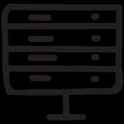 Database, Server, Computer, Symbol, Data, Symbols, Computers