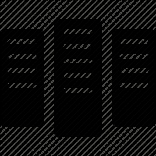 Server Computing Icon Free Icons