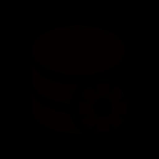 Manager, Data, Server, Database, Chart Icon