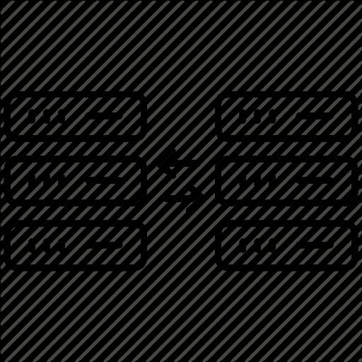 Bigdata, Data Exchange, Data Source, Database, Database Server