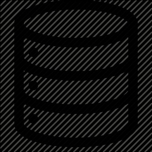 Average Database, Black Database, Data, Database, Databases