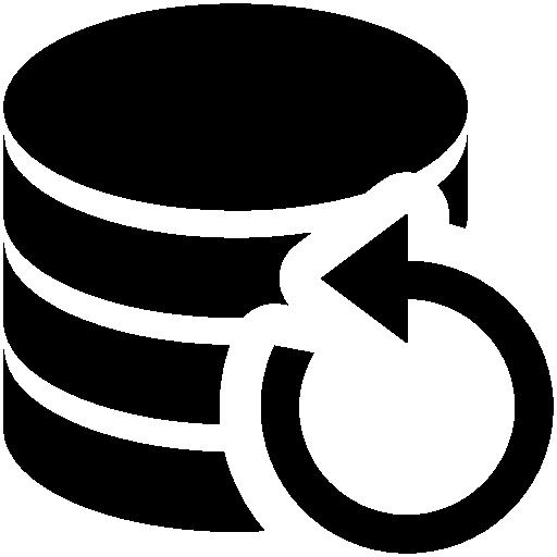 Database Backup Icon Windows Iconset