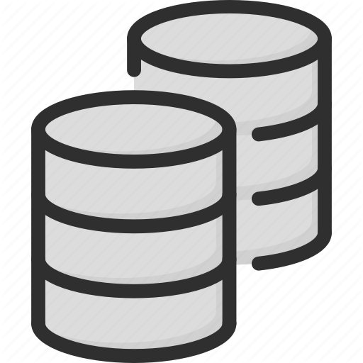 Archive, Data, Database, Storage Icon