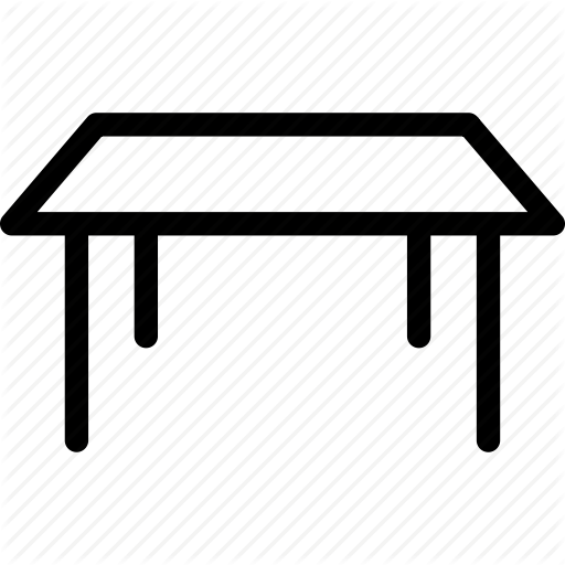 Table Icon Transparent Png Clipart Free Download