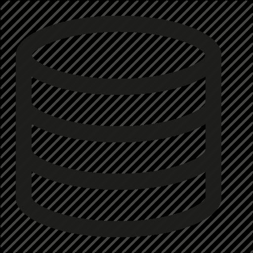 Database Icon Free Icons