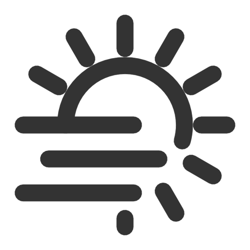 Fog Day Icon Free Icons Download