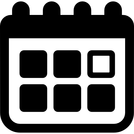 Calendar With Day Off