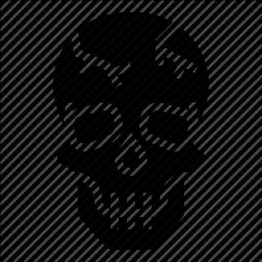 Bone, Death, Die, Pirate, Skull Icon