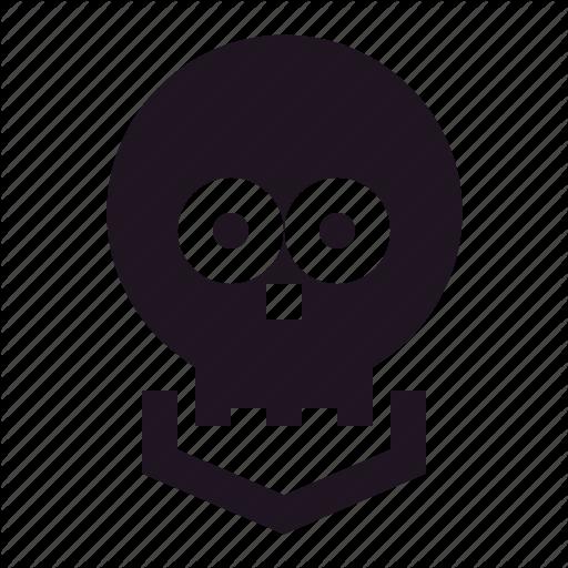 Dead, Death, Game, Head, Human, Skull Icon
