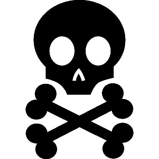 Death Skull And Bones