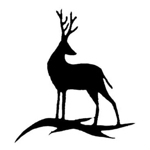 Sika Deer Icon Sika